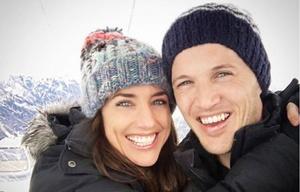 Emmy y Jake a cinco meses de su casamiento (Foto: Instagram)