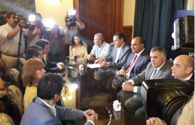 Los docentes llegaron a un acuerdo con el gobierno tucumano.
