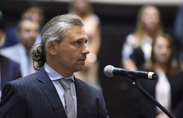 Di Palma asumió en diciembre de 2017.