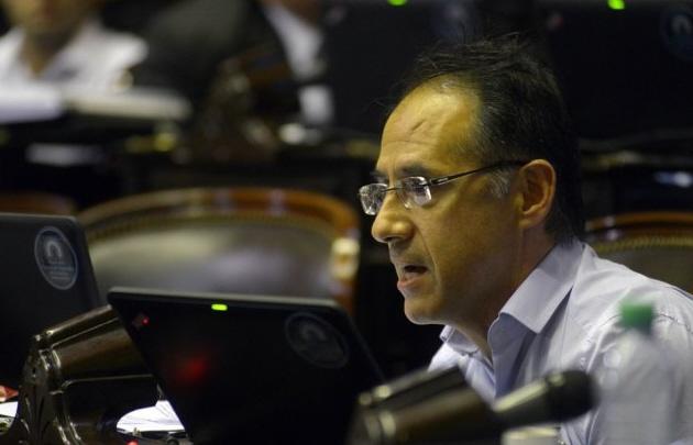 El diputado Sergio Wisky encabeza la iniciativa para la despenalización del aborto.