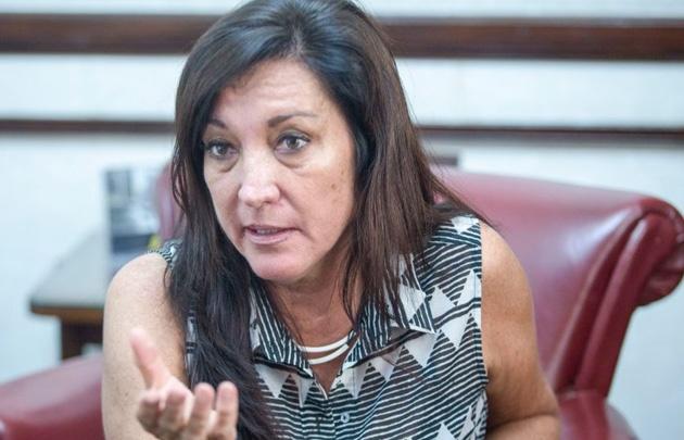 Laura Rodríguez Machado, senadora nacional por Córdoba.