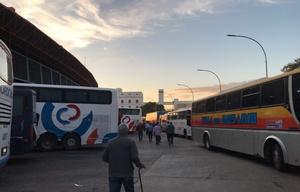 El servicio de transporte es normal en la Terminal de Córdoba (Foto: Archivo).