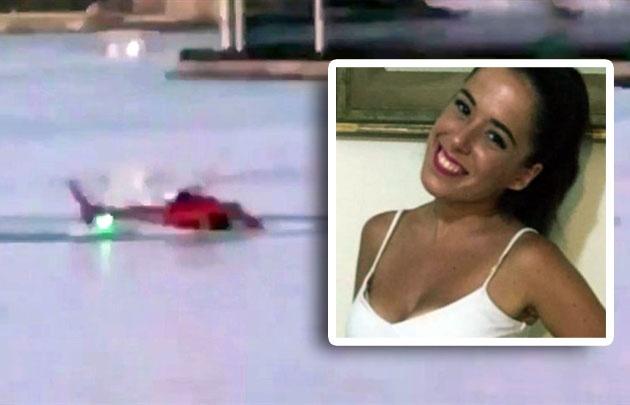Resultado de imagen para Murió una argentina al caer helicóptero al río en Nueva York