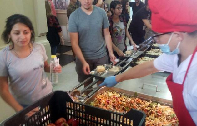 Estudiantes De La Unc Pueden Disfrutar De Un Almuerzo A 4