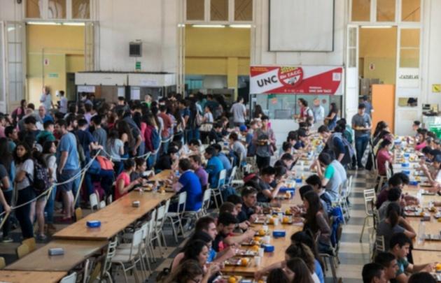 Buscador cadena 3 argentina for Comedor universitario unc