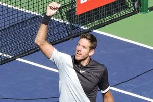 Del Potro volverá a jugar la final en Indian Wells despues de cinco años.