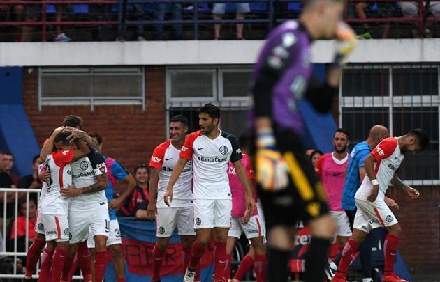 San Lorenzo se afianza en la zona clasificatoria a la Libertadores.