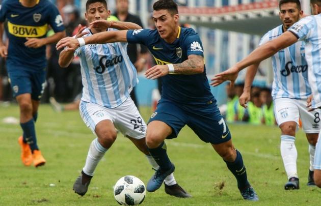 ''El Xeneize'' rescató un agónico empate en Tucumán.