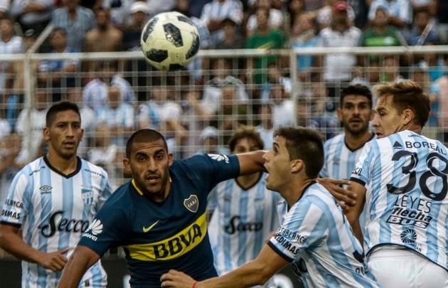 Boca y Atlético Tucumán no se sacaron ventajas.