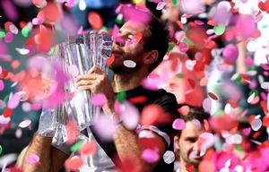 El tenista de Tandil coronó un torneo brillante ante el número uno del mundo.
