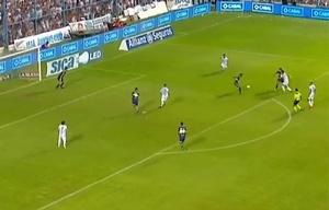 El gol anulado al ''Decano'' hubiera significado el 2-0.