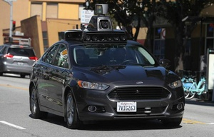 Un coche sin conductor de Uber atropelló a una mujer en EE.UU. (Foto ilustrativa)