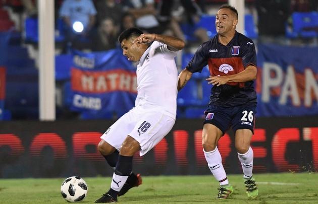 Independiente y Tigre no se sacaron ventajas.