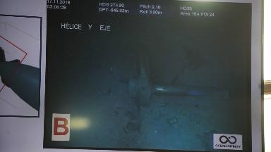AUDIO: Especialista no recomienda rescatar el ARA San Juan