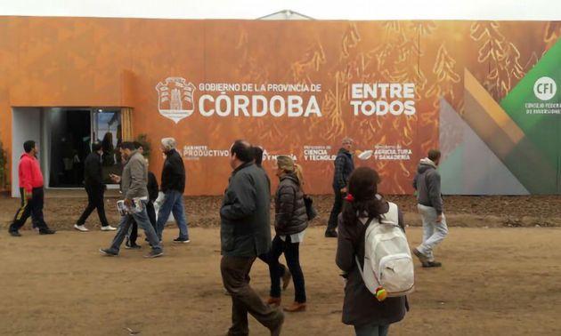 AUDIO: Sergio Busso - Presencia de Córdoba en AgroActiva 2019