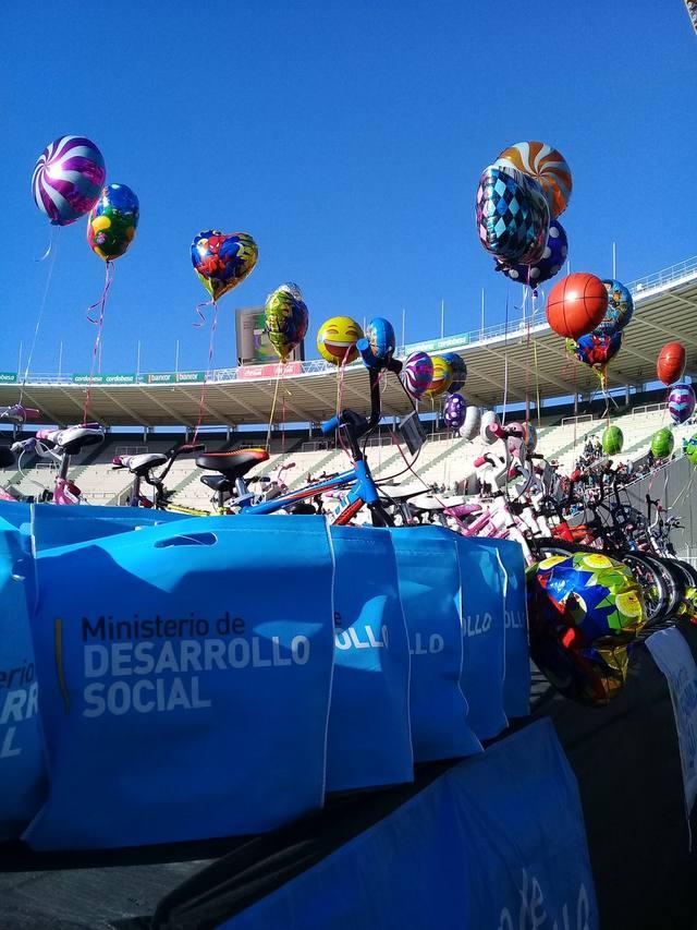 FOTO: Dónde retirar los premios de la Fiesta del Día del Niño