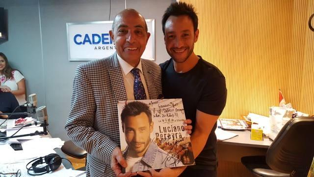AUDIO: Luciano Pereyra le copó la radio a Mario, ¿hay sucesor?