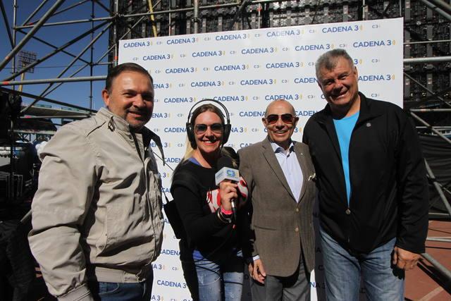AUDIO: Sergio Tocalli celebra la megafiesta del Día del Niño