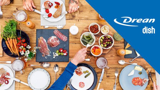 FOTO: ¿Cómo invitar a 15 amigos a cenar y no morir en el intento?