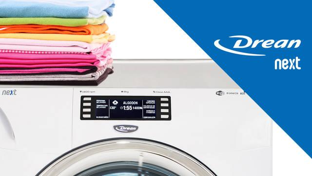 FOTO: Un lavarropas para toda la familia!
