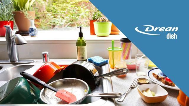 FOTO: ¿Cómo hacer que lavar los platos no sea una batalla diaria?