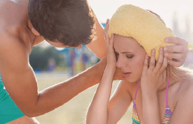 FOTO: Golpe de calor: alerta de verano