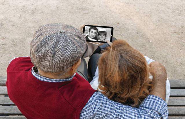 FOTO: La genética: una causa importante del Alzheimer