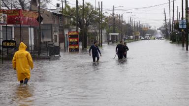 AUDIO: Según meteoróloga, las lluvias extremas serán más frecuentes