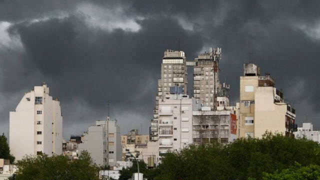 FOTO: Alerta por tormentas fuertes para Córdoba