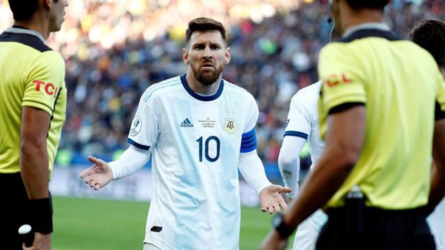 FOTO: La Conmebol dejó afuera a Messi del equipo ideal