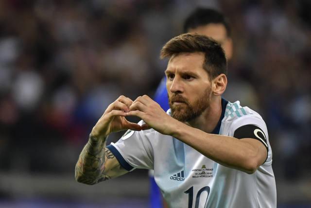 FOTO: Un Messi superador