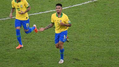 AUDIO: 2º Gol de Brasil (Jesús)