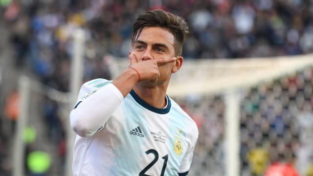 FOTO: Reviví los goles que le dieron el tercer puesto a Argentina