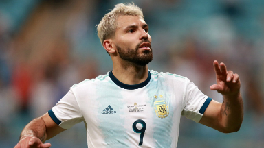 AUDIO: 1º Gol de Argentina (Sergio Agüero)