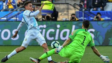 AUDIO: 2º Gol de Argentina (Paulo Dybala)
