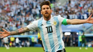 AUDIO: La Selección Argentina jugará el 25 de mayo en San Juan