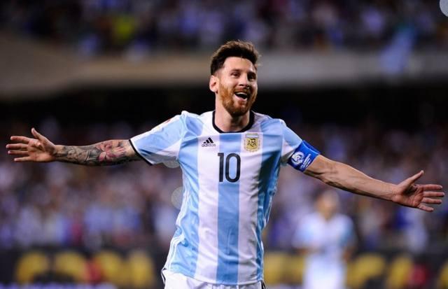 FOTO: Lionel Messi Mundial Rusia Gol Selección argentina