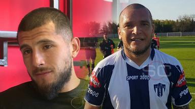 AUDIO: Los dos ex jugadores de Talleres fueron liberados
