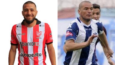 AUDIO: Detuvieron por daños a dos conocidos futbolistas de Córdoba