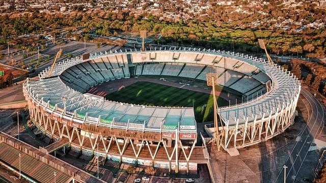FOTO: El estadio Kempes, escenario de la gran final Boca-Tigre