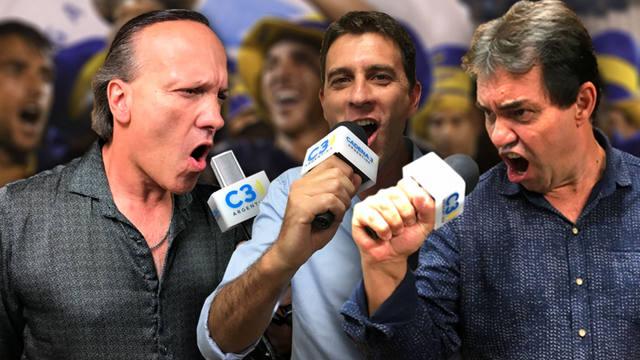 FOTO: Emocionate con los mejores relatos de la campaña boquense