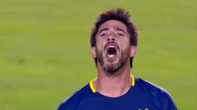 AUDIO: Gol de Pablo Pérez a Talleres