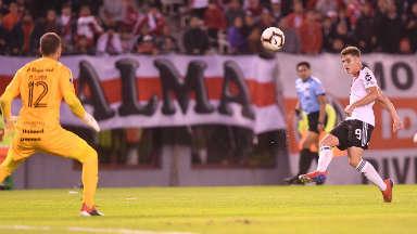 AUDIO: 1º Gol de River (Julián Álvarez)