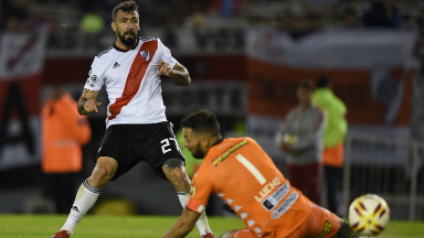 AUDIO: 4º Gol de River (Lucas Pratto)