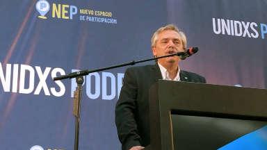 AUDIO: Alberto Fernández y el ala moderada de los gobernadores
