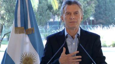 AUDIO: Macri no le encuentra la vuelta a la crisis política