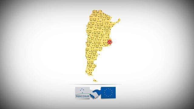 FOTO: Una solución europea para los problemas argentinos