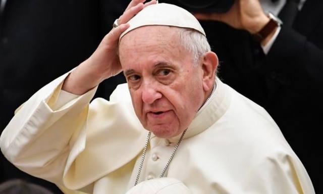 FOTO: La receta de Bergoglio para el hambre: esperar un milagro