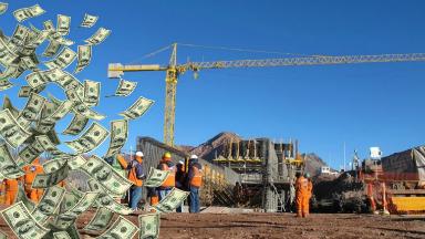 """AUDIO: """"Parte de la inversión en infraestructura puede ser privada"""""""