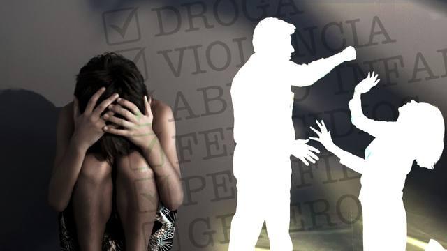 FOTO: 15 apuntes sobre violencia, femicidios y abusos infantiles